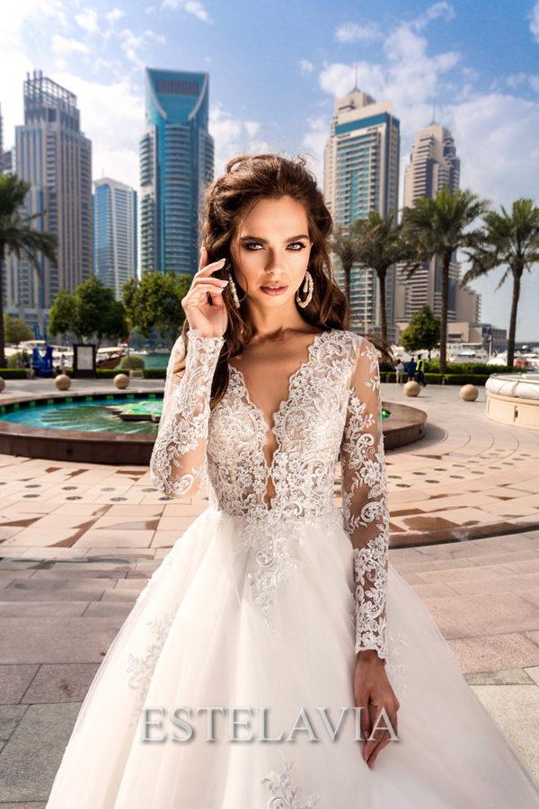 Estelavia, каталог свадебных платьев