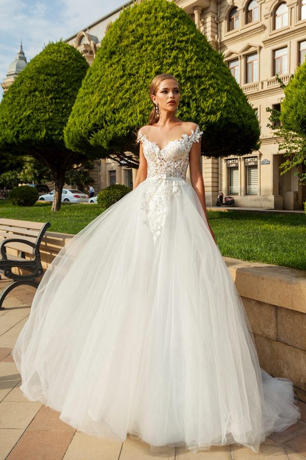 Баку, свадебное платье