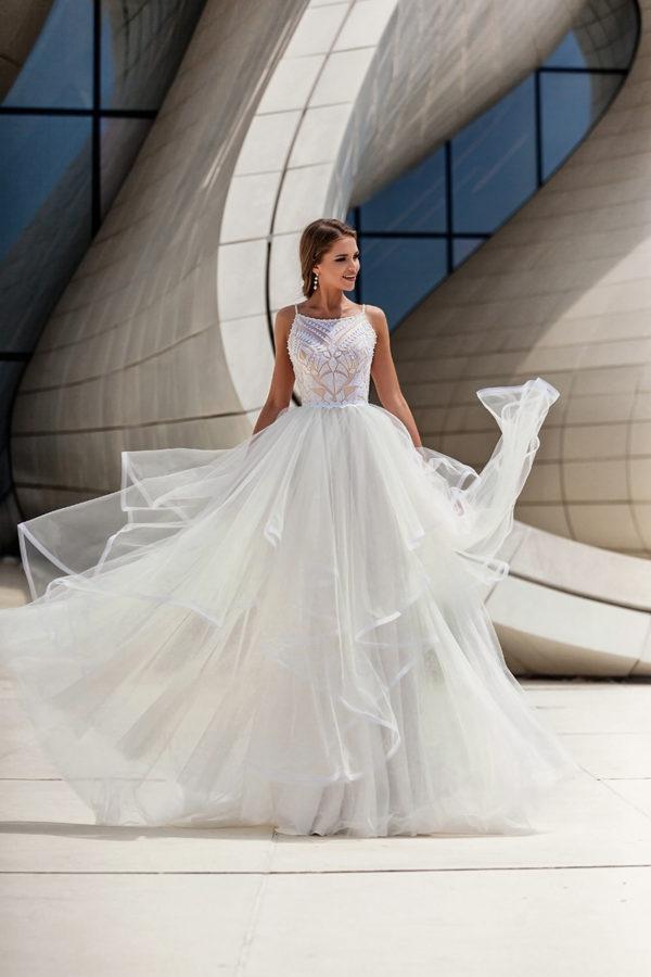 Свадебное фото, невеста